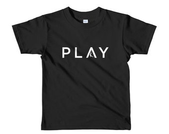 PLAY - American Apparel Toddler Tee