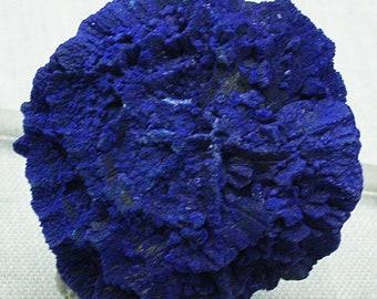 Azurite 'Sun', Australia  Mineral Specimen for Sale