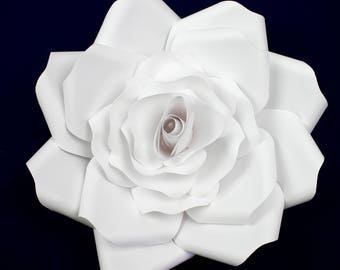 """X-Large, giant paper flower, large paper flower, big paper flower for any occasion """"ELLA"""""""