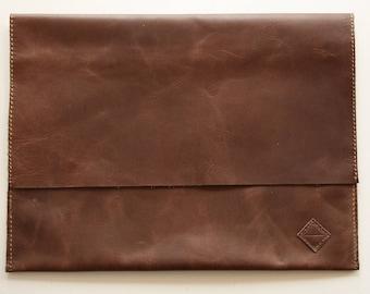 Macbook air 11 leather case - Laptop sleeve - Laptop Sleeve MacBook Air 11 - Leather Laptop Sleeve - 11 inch macbook air case - Leather case