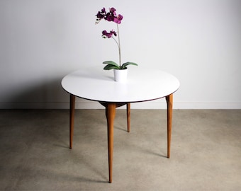Stunning Authentic Lawrence Peabody Dining Table