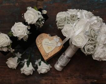 Bride posy package
