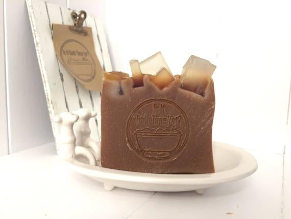 Iced Coffee soap