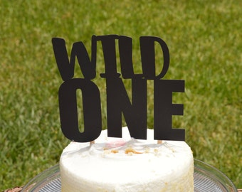 Wild One Cake Topper,Where the Wild Things Are Cake Topper,Ready in 1-3 bus. Days,Wild One Birthday,Wild One Cake Smash, Wild Smash Cake