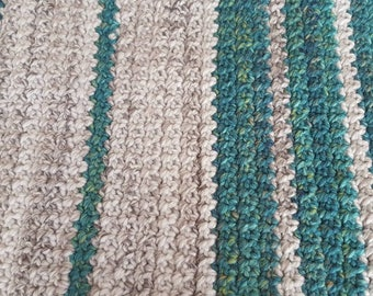 Saddle Blanket.. crocheted..made to your order.  Wool Blend... Machine washable  125.00 + shipping