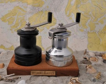 Winch Salt & Pepper Grinders hand assembled in the USA (No, not the Chinese knock-offs!)