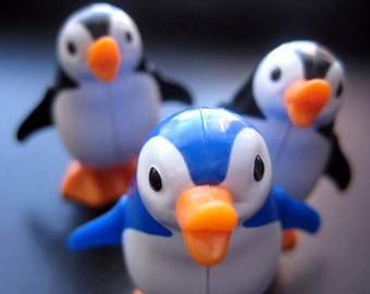 What...What did he say - Penguins - Photograph - Various Sizes