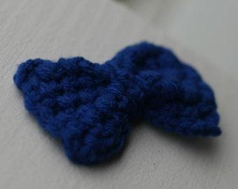 Lace Bow Crochet Pattern