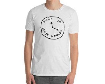Pewdiepie Time To Respek Wahmen - Hanes Tagless Tee T-Shirt