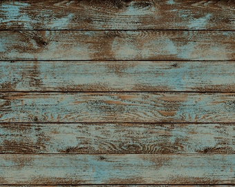 Dark Painted Floor Faux Wood Rug Flooring Background or Floor Drop Photo Prop