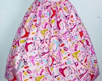 Salon skirt