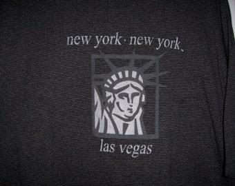 Vintage, New York,  New York Las Vegas Hotel & Casino Tee Shirt, by Nana's Vintage Shop