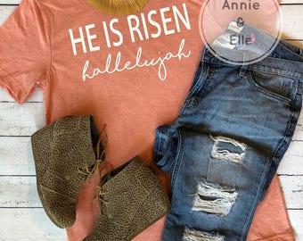 He Is Risen Hallelujah