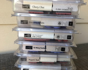 Stampin' Up stamp sets - You Choose