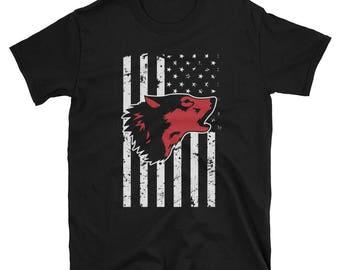 Wolf Shirt   Spirit Animal Wolf Gift wolf T-shirt