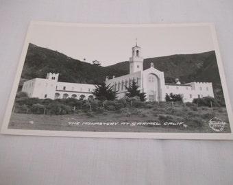 Frashers Post Card Carmel Monastery