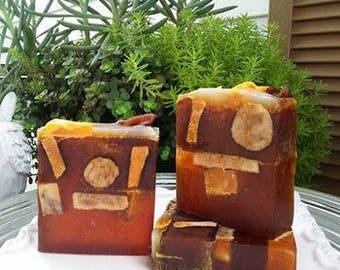 Fall, Autumn Glycerin  Soap