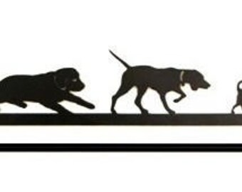 ON SALE    Dogs Quilt Hanger
