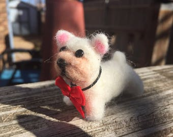 Felted Frenchie