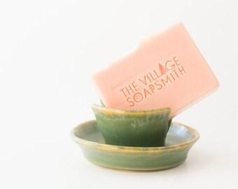 Amazing Grace (type) Soap, luxury soap, pink soap, artisan soap, feminine soap, shea butter