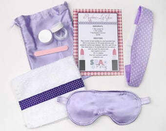 Spa Sleeping Eye Mask Bag