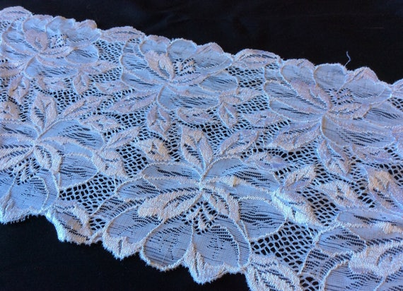Lace pièce from a well known, French manufacturer