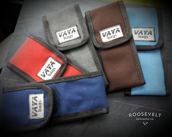 Exclusive Vaya Bags and RGCo Custom Straight Razor Pouches