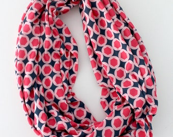 Girlie Bolts Infinity Scarf