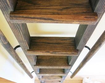 Loft/Library Ladder (custom ladders)