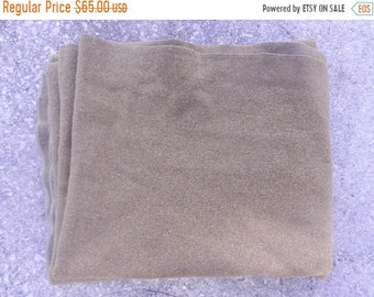 Spring Sale Vintage WW2 US Army Issue Wool Blanket Nice Condition