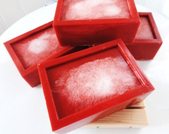 Red Currant and Thyme Bar of Soap