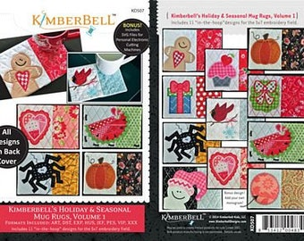 Kimberbell Holiday & Seasonal By Kimberbell Designs #KD507