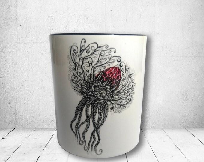 Angel Heart - 11 oz Ceramic Mug