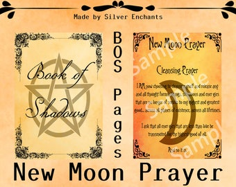 BOS Pages - New Moon Prayer