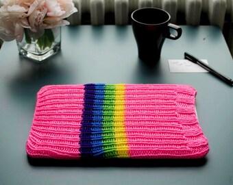 Knit laptop sleeve (11-inch MacBook)