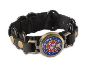 United States Coast Guard Zulu Bracelet
