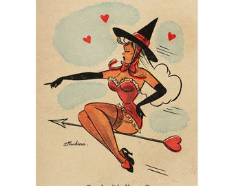 I'm bewitched by you Print (A5)