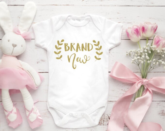 Brand New Baby Body Suit