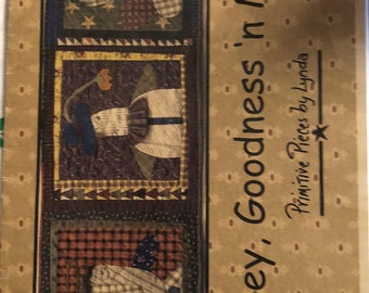 Shirley, Goodness 'n Mercy Primitive Pieces by Lynda