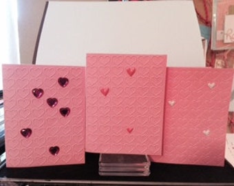 LOVE Greeting Card Set-3