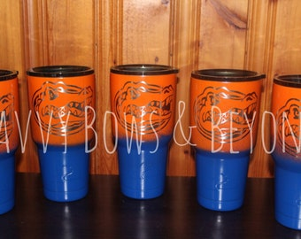Florida Gators Stainless Steel Cup
