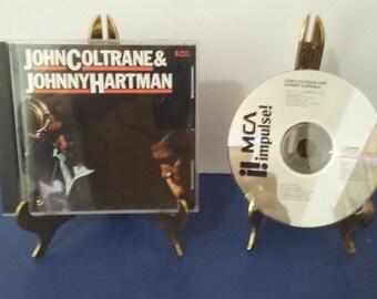 John Coltrane & Johnny Hartman - Self Titled - Circa 1986 - Compact Disc