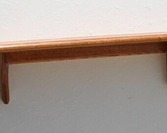 Great Quality Solid Oak Wood Shelf