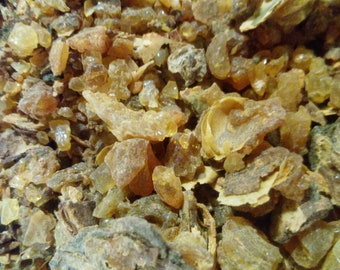 Incense Grains myrrh Energy optimism