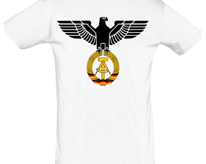 East Germany tshirt gift for Christmas, birthday or Easter