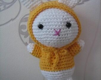 Amigurumi Bunny Plush Room child