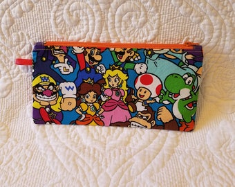 Pencil bag/ pencil pouch