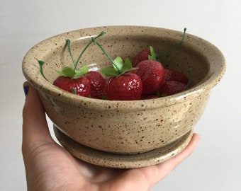 Ready to ship- Berry Bowl