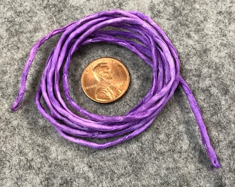 Hand-Dyed Silk 2mm Cord #16