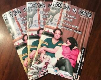 Women in Rock Magazine Issue 005